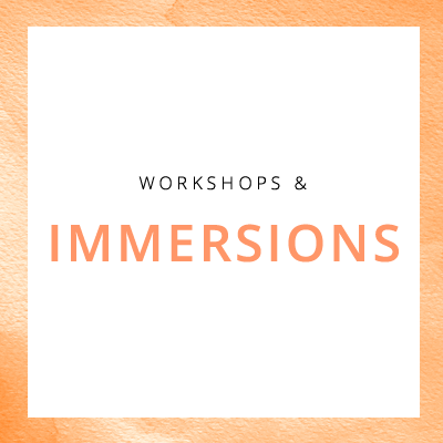 Yoga Workshops & Immersions