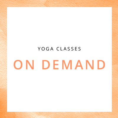 On Demand Yoga Classes