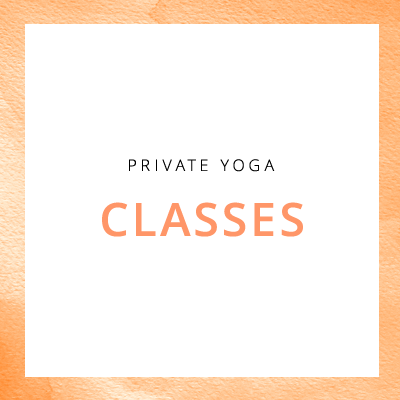 Private Yoga Classes with Clio